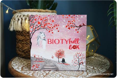 Biotyfull Box de février : la bienheureuse