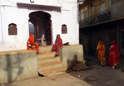 Promenade dans Jaisalmer