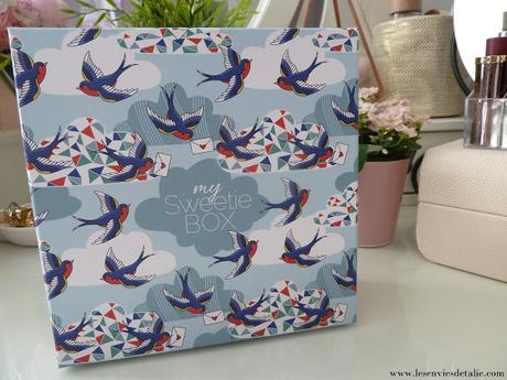 My Sweetie box de février 2019 : You make me happy