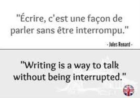 Citation Anglais Francais A Voir