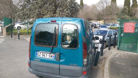 """Sticker """"jeune conducteur"""""""