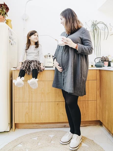Un deuxieme bébé, chaque grossesse est unique …
