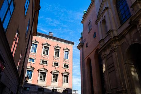 Une nuit dans Gamla Stan, la vieille ville de Stockholm