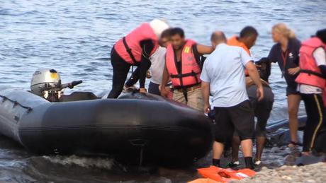 En Grèce, les opérations du CICR en faveur des migrants