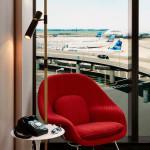EVASION : Un terminal d'aéroport abandonné transformé en hôtel de luxe