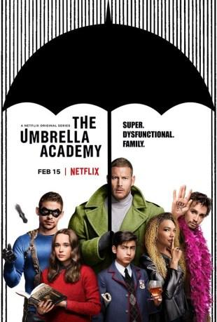 [Critique série] UMBRELLA ACADEMY – Saison 1