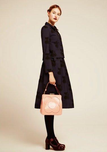 style rétro robe travail noir - blog déco - clem around the corner