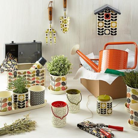 style rétro jardin ustensiles - blog déco - clem around the corner