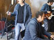 L'origine sonorités musicales guitare piano