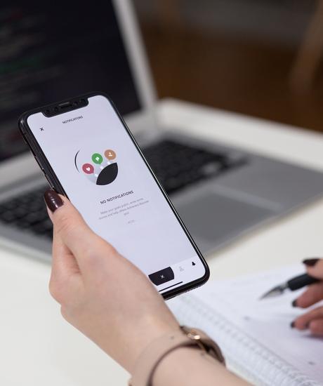 habitat connect smartphone ordinateur application travail - blog déco - clem around the corner