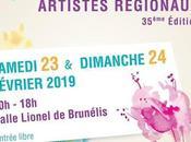 JUVIGNAC Salon Artistes Régionaux 23/24 février