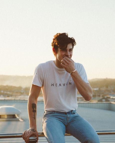 STYLE : Shawn Mendes in heaven