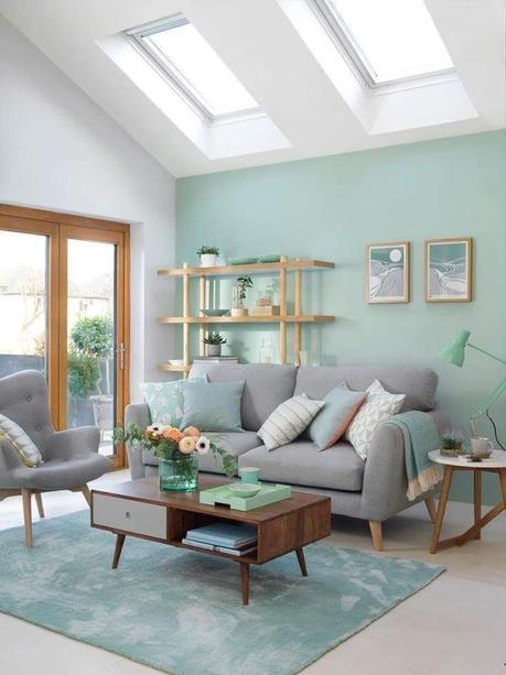Comment Adopter La Decoration Vert Celadon