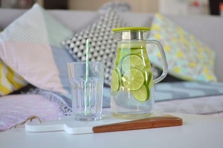 Detox water : mes 3 recettes préférées