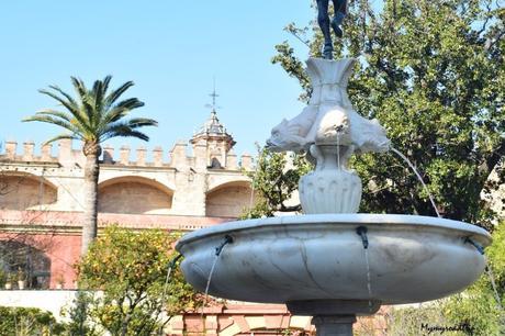Visiter l'Alcazar à Seville en Andalousie et ses magnifiques jardins