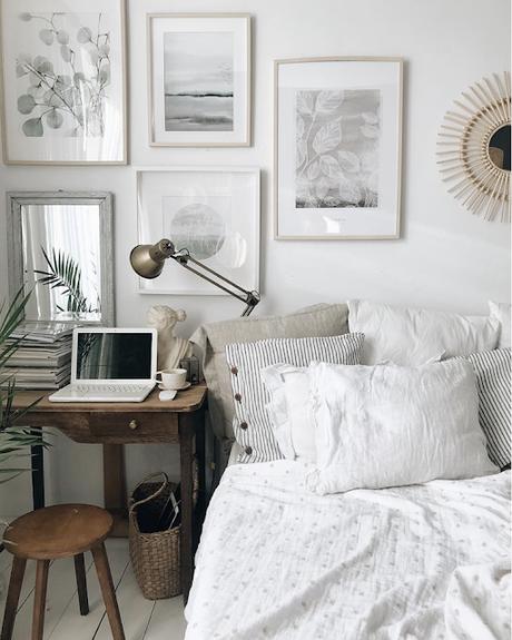 L'appartement inspirant d'une artiste polonaise