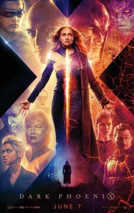 Nouvelle bande annonce pour X-Men: Dark Phoenix