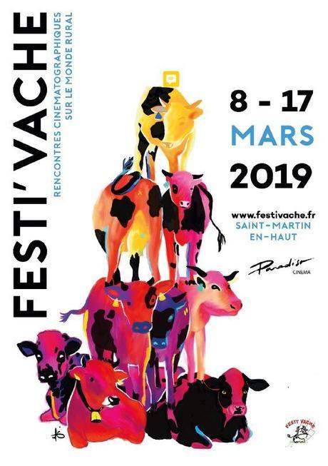 Festi'vache du 8 au 17 mars 2019
