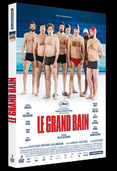 [CONCOURS] Gagnez vos DVD & BR du Grand Bain !