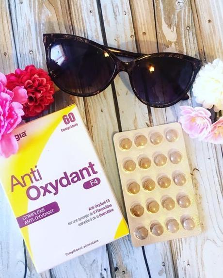L'antioxydant F4 de SYNERGIA
