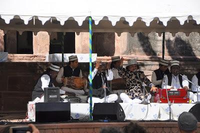 Darbari Qawwali au Festival à Jodhpur