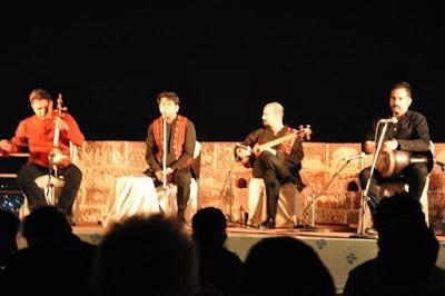 Musique persane et cavalcade endiablée à Jodhpur