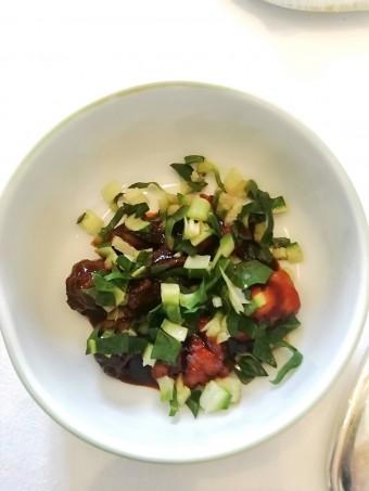 Puntarella, ris, escargots... © Gourmets&co