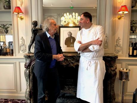 Chef Jean-Denis Le Bras © Gourmets&co