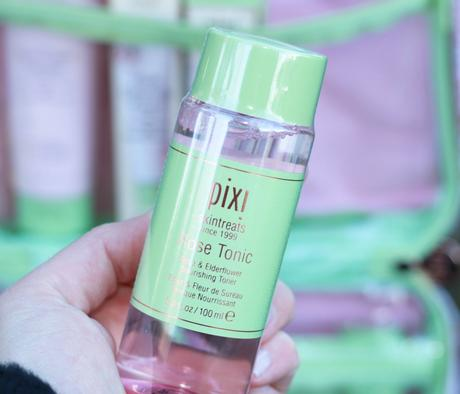 Ma routine de soins visage à la rose signée Pixi Beauty !