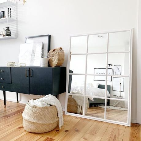 pierre papier ciseaux salon cabinet noir diy - blog déco - clem around the corner