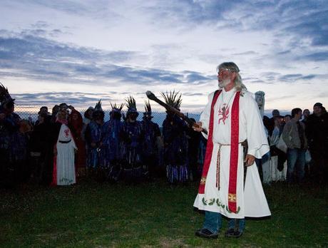 Fabriquer soi-même un déguisement de druide pour Carnaval et Mardi-Gras