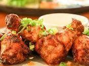 sucré-salé pour cuisses poulet