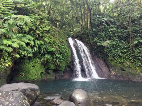 blog voyage antilles guadeloupe cascade ecreuvises travelblog