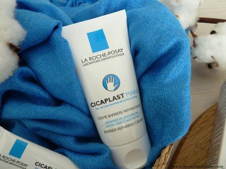 Mains, lèvres, stratégie anti-froid avec la gamme Cicaplast de La Roche-Posay
