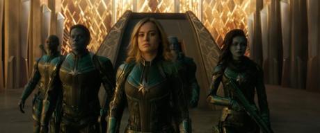 [AVIS] Captain Marvel, l'expansion continue !