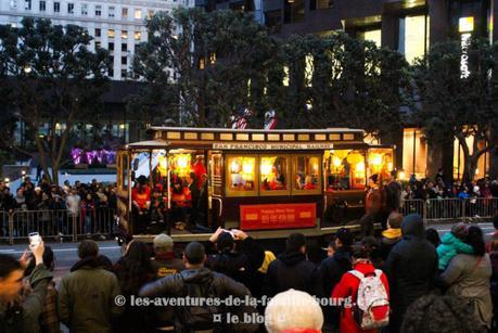 Le défilé du nouvel an chinois à San Francisco