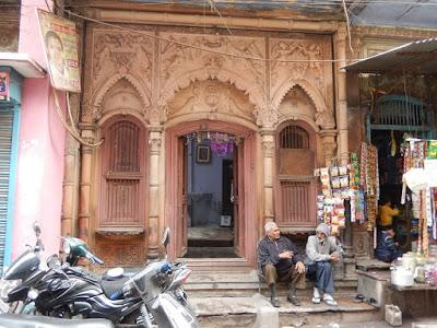 Petits plaisirs et grande souffrance à Delhi