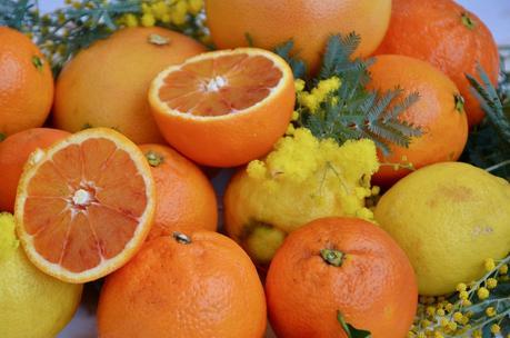 Ecorces d'oranges confites