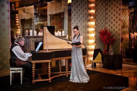 CARNAVAL DE VENISE 2019 : Soirée Concert Vivaldi Vampires à l'hôtel Bauer Grunwald