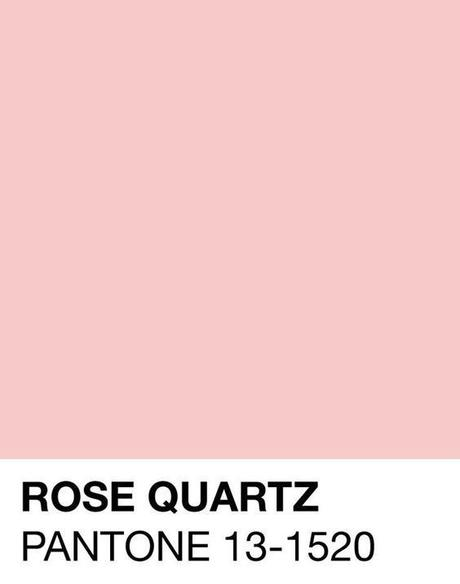 millennial pink couleur pantone rose - blog déco - clem around the corner