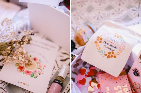Mariage • Box surprises pour mes demoiselles d'honneur