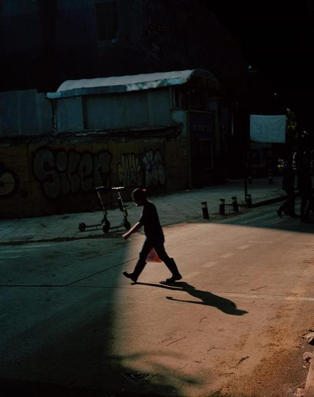 Joe Perri capture le chaos et la complexité de Mexico