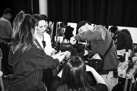 Backstage : le défilé Shiatzy Chen Femme automne-hiver 2019/2020