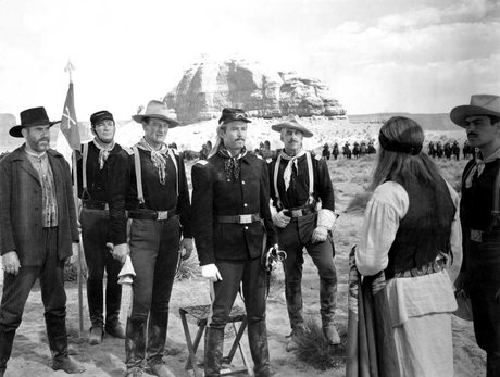 Le Massacre de Fort Apache (1948) de John Ford