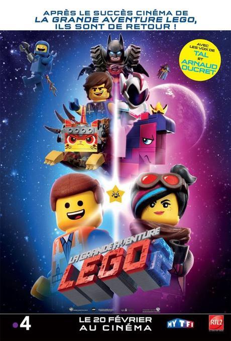 [AVIS] La Grande Aventure Lego 2, une folie sous contrôle !