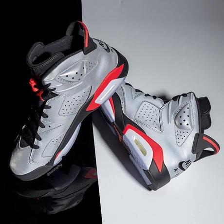 Air Jordan 6 Reflective Infrared