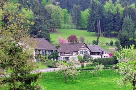 Ferrette, Sundgau © French Moments