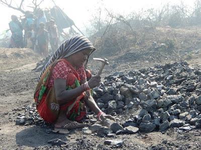 Comment revenir de l'enfer ? Les mines de charbon au Jharkhand