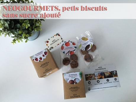 Biscuits NEOGOURMETS sans cochonnerie inside