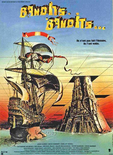 «Bandits, bandits» de Terry Gilliam adapté en série pour Apple